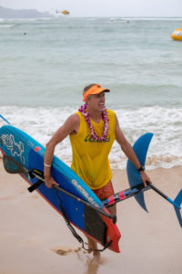 Connor Baxter Wins Big At 10th Annual OluKai Ho`olaule`a
