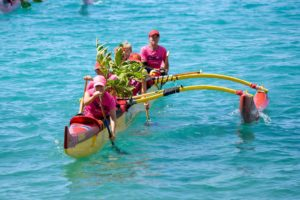 Paddle for Life at Canoe Beach