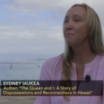 Sydney Iaukea Talks With CSPAN for 2018 Local Content Vehicles Local Cities Tour in Hawai'i