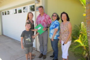 Maui teacher moves son into permanently affordable home